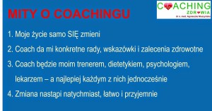 mity o coachingu